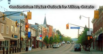 Condominium Market Outlook for Milton, Ontario