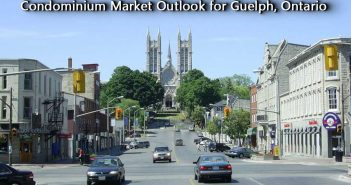 Condominium Market Outlook for Guelph, Ontario