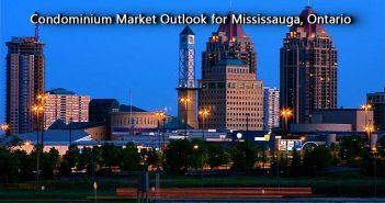 Condominium Market Outlook for Mississauga, Ontario