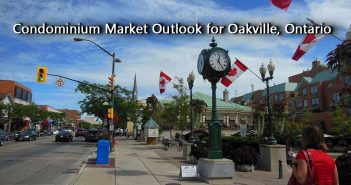 Condominium Market Outlook for Oakville, Ontario
