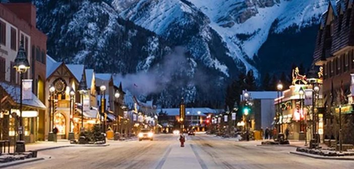 Find out the Best Shopping & Entertainment in Banff