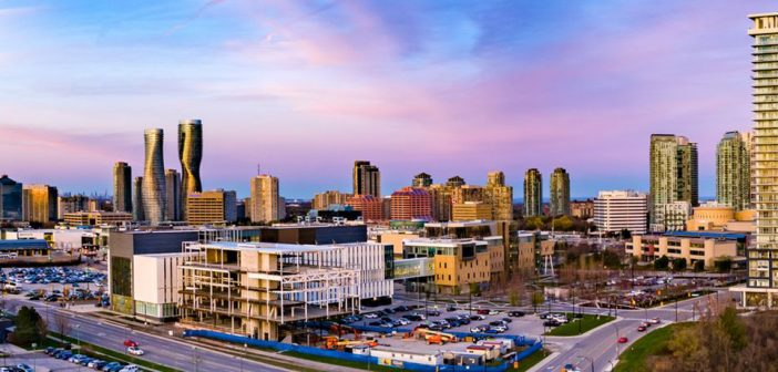 Prices for Condos in Mississauga - January 2021.
