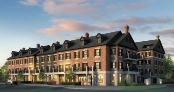Prices for Townhomes in Vaughan - January 2021.