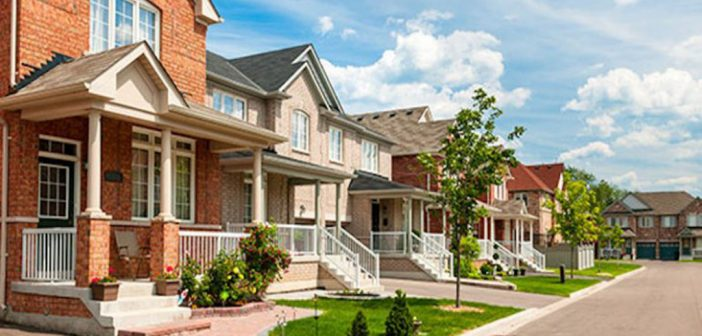 Prices for Houses in Markham - February 2021.