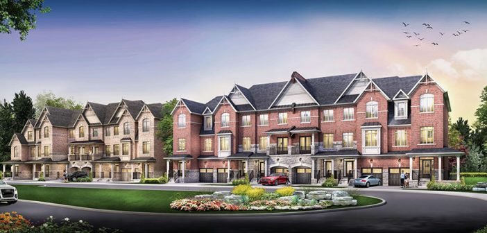What can New Families afford in Markham?
