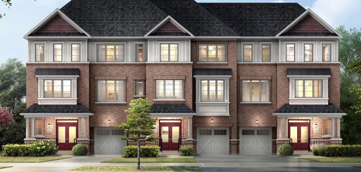 What can New Families afford in Whitby?