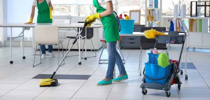 Benefits of Hiring Professional Office Cleaning Services in North Vancouver